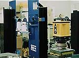 レーザーレベル検査機
