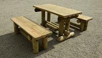 ミニテーブル椅子セットⅡ