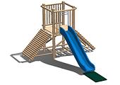 NSP木製遊具
