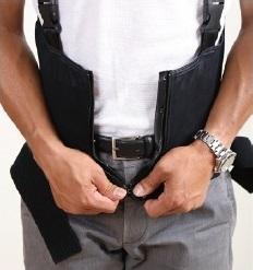 腰サポーター装着方法2