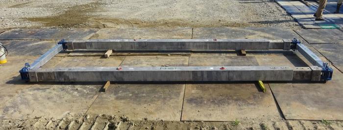 四面梁4型腹起し480-700の組立方法